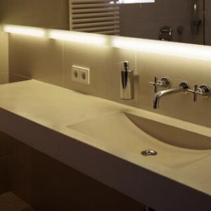 Waschbecken Rickatschwende / Dornbirn / Ignacio Martinez von Martinez, Ignacio