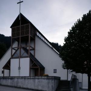 Kirche Dornbirn / Ignacio Martinez von Martinez, Ignacio