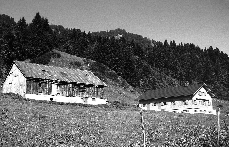 Alpe Rüschere, Bizau von Anonym