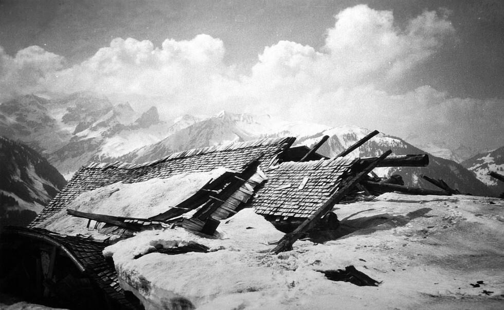 Alpe Unterdiedams mit Kälberboden, Schoppernau