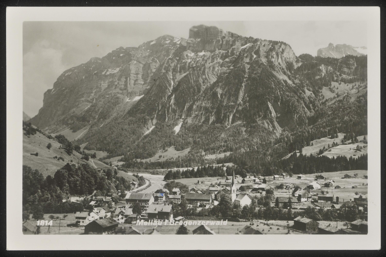 Mellau i. Bregenzerwald / Aufnahme von Risch-Lau von Risch-Lau, ...