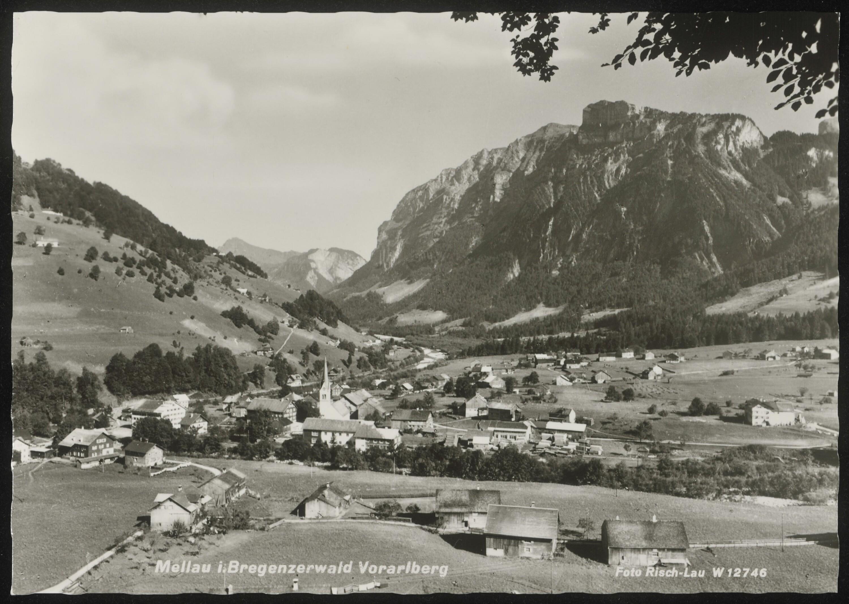 Mellau i. Bregenzerwald Vorarlberg / Risch-Lau von Risch-Lau, ...