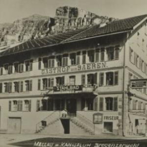 Mellau m. Kanisfluh, Bregenzerwald / Heim von Heim, ...