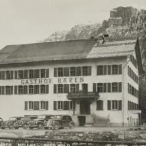 Gasthof Bären Mellau Breg. Wald / Hiller von Hiller, ...