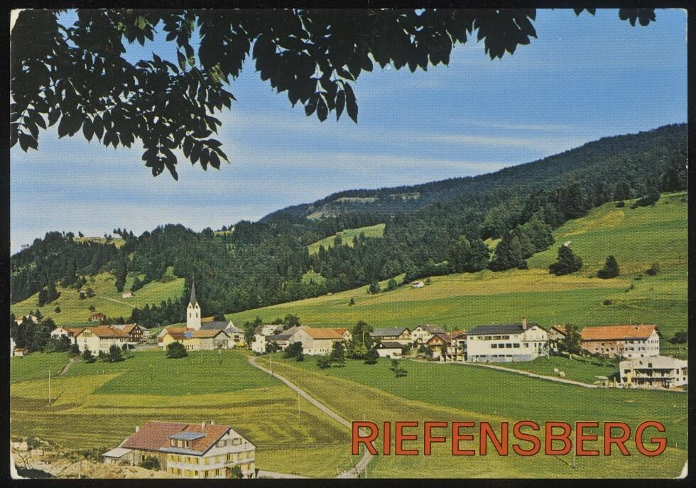 Riefensberg