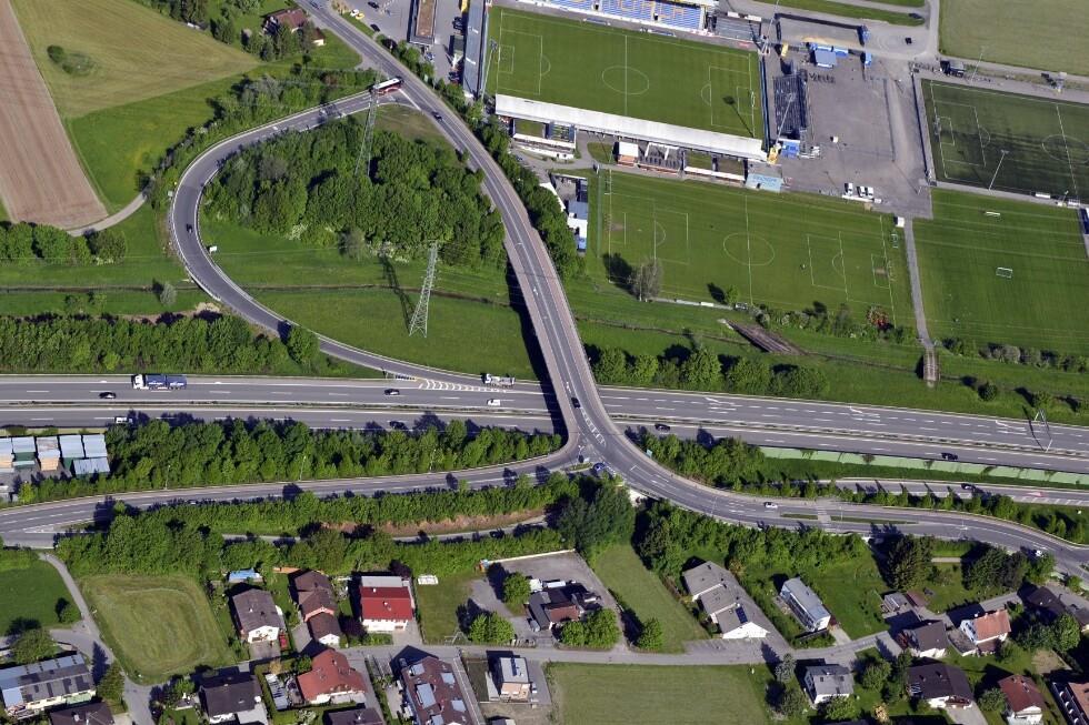 Volare Altach Schnabelholz Fussballstadion