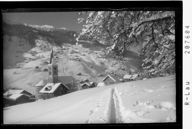 Gaschurn im Montafon von Risch-Lau