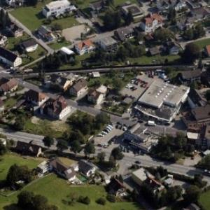Feldkirch-Altenstadt, Autohaus Koch von Amt der Vorarlberger Landesregierung Abteilung Raumplanung