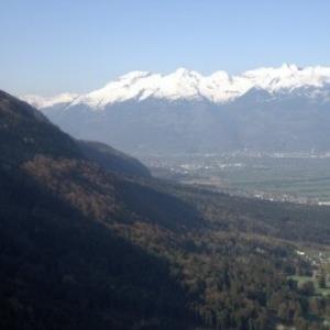 Liechtenstein, Schaanwald, Mauren von Amt der Vorarlberger Landesregierung Abteilung Raumplanung