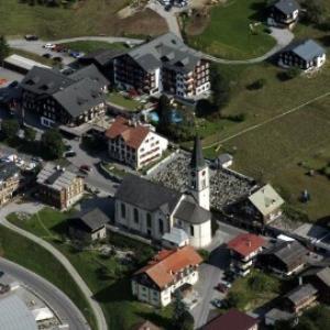 Gaschurn - Kirche St. Michael von Amt der Vorarlberger Landesregierung Abteilung Raumplanung