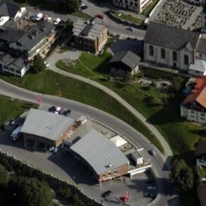 Gaschurn - Kirche St. Michael, Novapark von Amt der Vorarlberger Landesregierung Abteilung Raumplanung