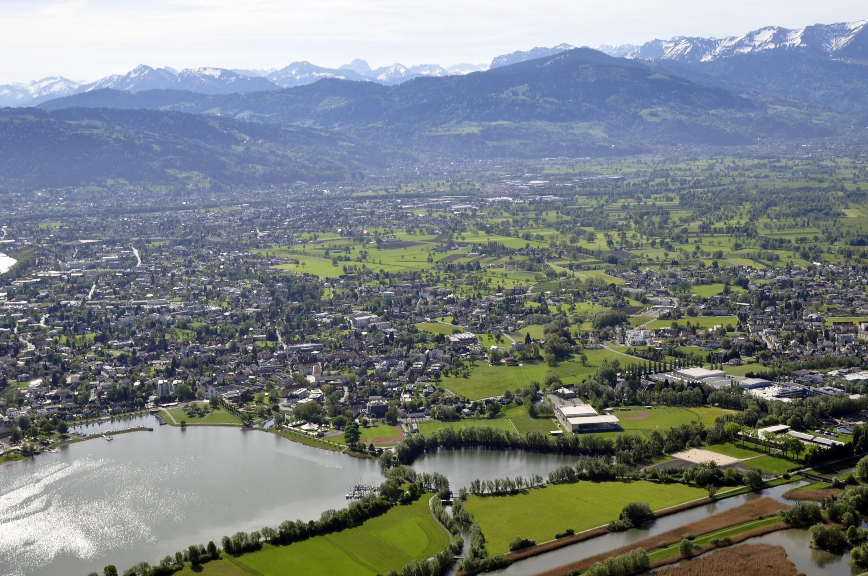 Hard, Harder Bucht von Amt der Vorarlberger Landesregierung Abteilung Raumplanung
