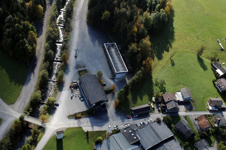 Mellau, Talstation Bergbahnen Mellau von Amt der Vorarlberger Landesregierung Abteilung Raumplanung