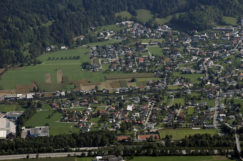 Nüziders - Wingert von Amt der Vorarlberger Landesregierung Abteilung Raumplanung