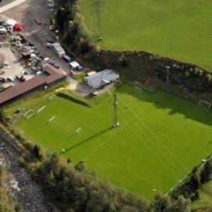 St. Gallenkirch - SC St. Gallenkirch, Fußballplatz von Amt der Vorarlberger Landesregierung Abteilung Raumplanung