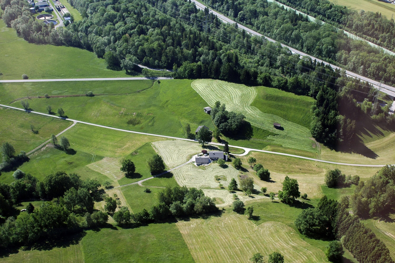 Satteins - Krist, Landwirtschaftshöfe von Amt der Vorarlberger Landesregierung Abteilung Raumplanung