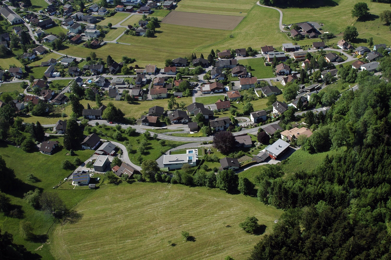 Satteins - Rankweiler Straße, Bünt, Wingat von Amt der Vorarlberger Landesregierung Abteilung Raumplanung