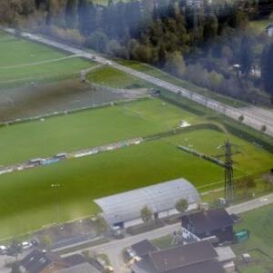 Schruns - Fußballplatz von Amt der Vorarlberger Landesregierung Abteilung Raumplanung