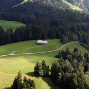 Schwarzenberg, Parzelle Berg von Amt der Vorarlberger Landesregierung Abteilung Raumplanung