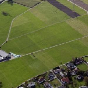 Thüringen - Länderweg, Sackweg, Fußballplatz von Amt der Vorarlberger Landesregierung Abteilung Raumplanung