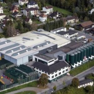 Bludenz - Fa. Fohrenburg von Amt der Vorarlberger Landesregierung Abteilung Raumplanung