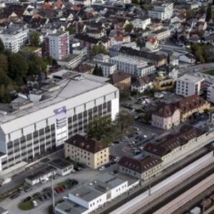 Bludenz - Fa. Suchard von Amt der Vorarlberger Landesregierung Abteilung Raumplanung