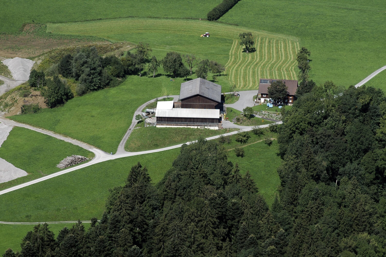 Bregenz - Langenerstraße - Kiesgrube von Amt der Vorarlberger Landesregierung Abteilung Raumplanung