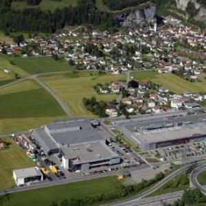 Bürs - Zimbapark von Amt der Vorarlberger Landesregierung Abteilung Raumplanung
