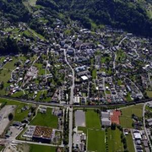 Dornbirn - Haselstauden von Amt der Vorarlberger Landesregierung Abteilung Raumplanung
