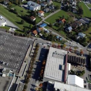 Dornbirn - Messepark von Amt der Vorarlberger Landesregierung Abteilung Raumplanung