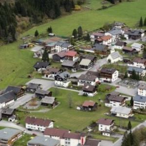 Gaschurn - Partenen von Amt der Vorarlberger Landesregierung Abteilung Raumplanung