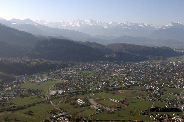 Götzis von Amt der Vorarlberger Landesregierung Abteilung Raumplanung
