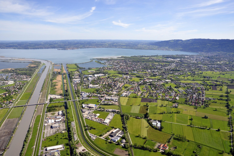 Hard, Hard - Gewerbegebiet von Amt der Vorarlberger Landesregierung Abteilung Raumplanung