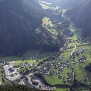 St. Gallenkirch - Galgenul, Gargellental, Suggadinbach von Amt der Vorarlberger Landesregierung Abteilung Raumplanung