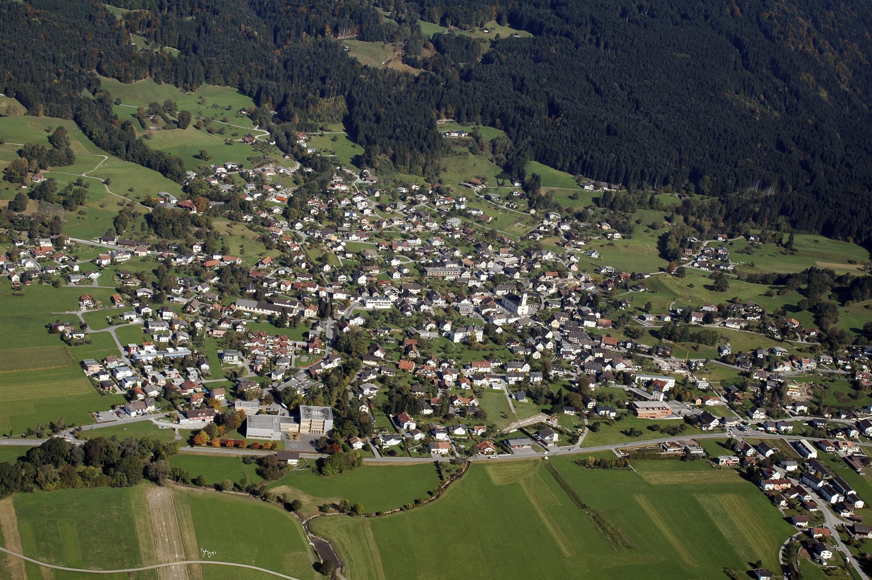 Satteins von Amt der Vorarlberger Landesregierung Abteilung Raumplanung