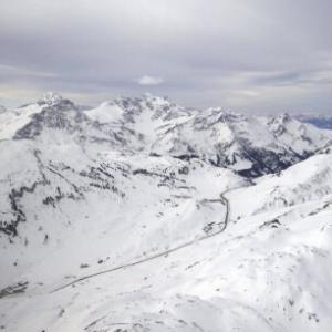 Warth, Skigebiet von Amt der Vorarlberger Landesregierung Abteilung Raumplanung