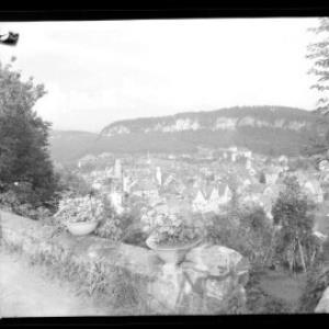 Blick vom Ardetzenberg auf Feldkirch von Risch-Lau