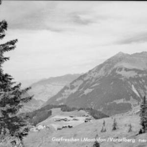 Garfreschen im Montafon / Vorarlberg von Risch-Lau