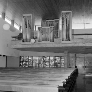 Orgelaufnahmen, Feldkirch Levis, Maria Königin des Friedens / Helmut Klapper von Klapper, Helmut