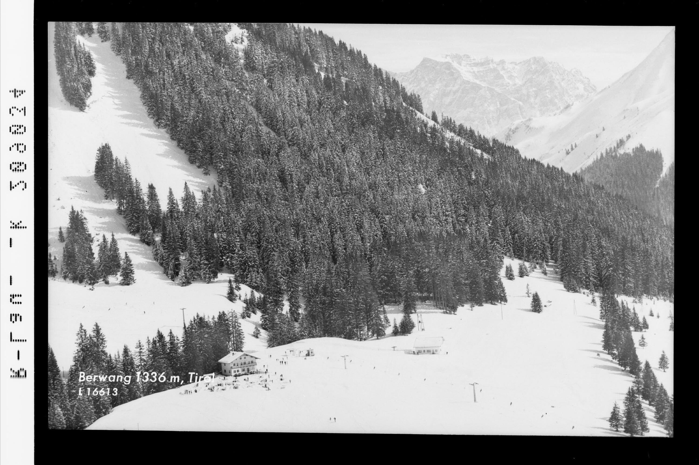 Berwang 1336 m, Tirol von Risch-Lau