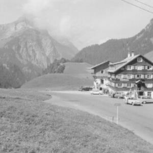 Schröcken Gasthof Tannberg, Bregenzerwald / Vorarlberg von Risch-Lau