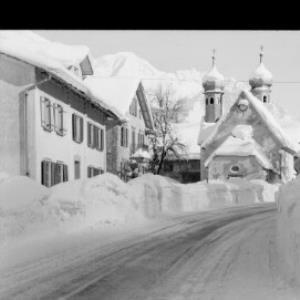 Dalaas, Klostertal / Vorarlberg von Risch-Lau
