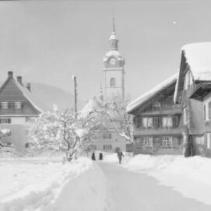 Aus Bezau im Bregenzerwald von Risch-Lau