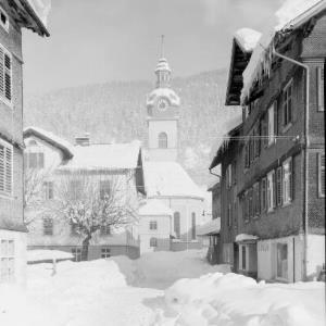 Bezau Bregenzerwald Vorarlberg von Risch-Lau