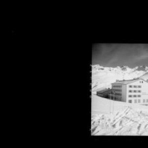 Hotel Silvrettasee 2071 m, auf der Bielerhöhe, Austria von Risch-Lau