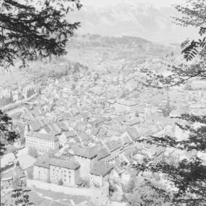 Feldkirch gegen Hohen Kasten von Risch-Lau