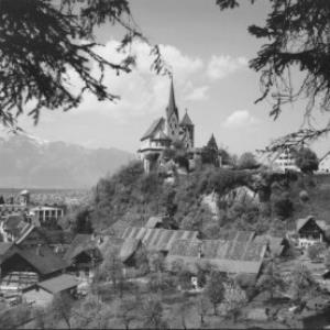 Rankweil Vorarlberg von Risch-Lau