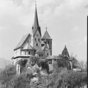 Liebfrauenkirche Rankweil von Risch-Lau