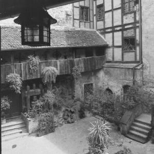 Feldkirch, Vorarlberg Schattenburghof von Risch-Lau