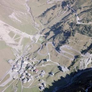 Stuben am Arlberg (Flug) / Helmut Klapper von Klapper, Helmut